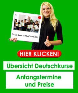 Unsere Deutschkurse in Basel
