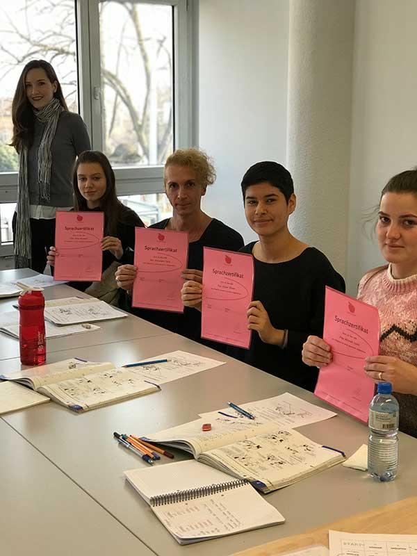 Ferienkurse in Basel - Sprachkurse in den Ferien