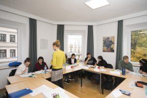 Französisch lernen in Basel - Französischkurse